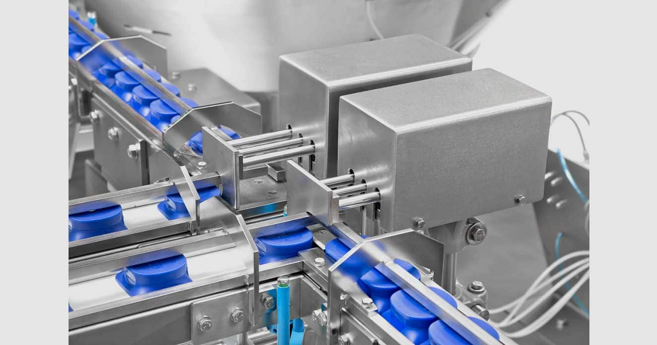 MACHINERY FOR THE FOOD AND BEVERAGE INDUSTRY