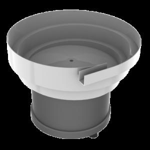 circular vibrator step tank