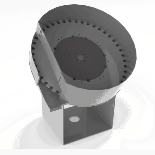 mechanical feeder