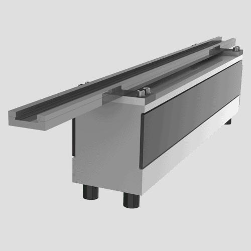 linear guide vibrator